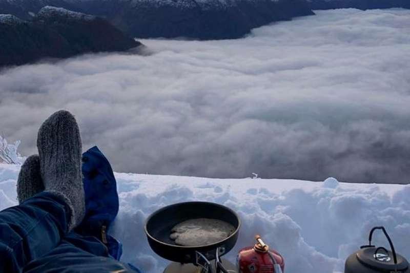 保險對於登山客來說為必須!