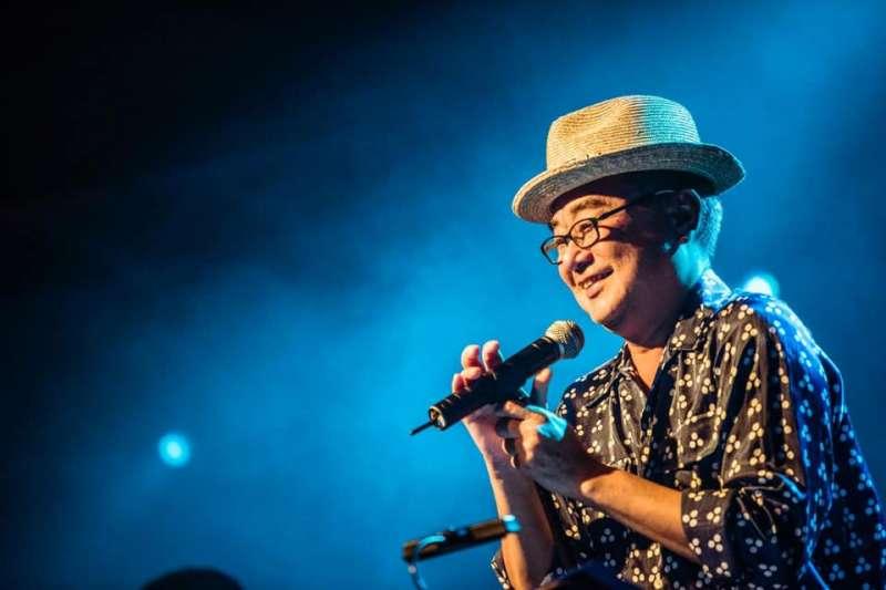 陳昇延續過往傳統,今年也將為歌迷獻上跨年演唱會(圖/陳昇臉書)