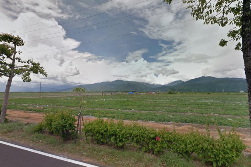20191028-台糖太源農場。(取自Google map街景)