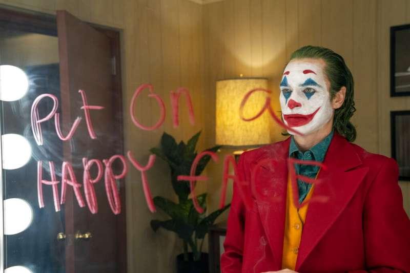 電影《小丑》劇照。(AP)