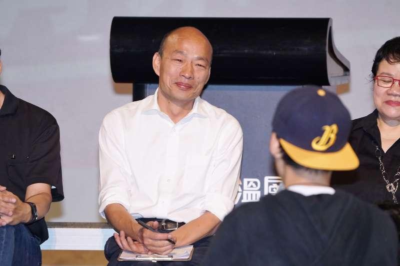 風評:學貸零利率,不是韓國瑜的「創見」-風傳媒