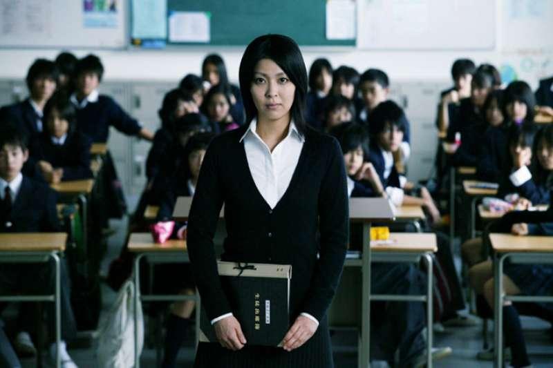《告白》是中島哲也導演執導的電影,改編自同名小說,被喜愛日系懸疑片的人譽為神作。(圖/IMDb)