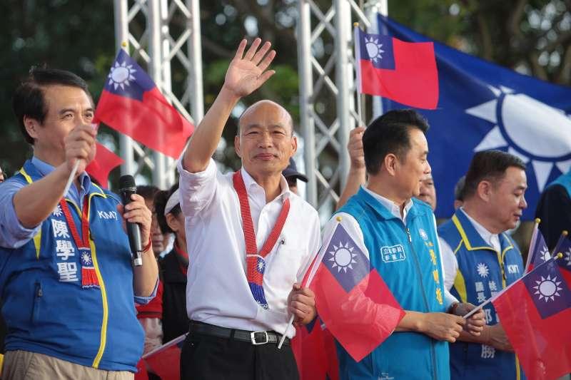 蔡政府質疑韓國瑜學貸免息恐「套利」 國民黨批:為反韓而反,把台灣青年當賊!-風傳媒