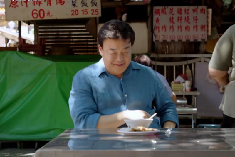 韓國知名美食達人「白老師」吃遍全台小吃美食(圖/截取自tvN《街頭美食鬥士》官方YouTube)