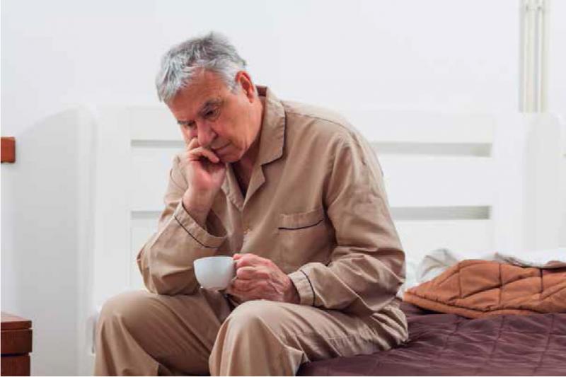圖說:許多長輩長期忍受關節疼痛也不願就醫。(圖/scielo)