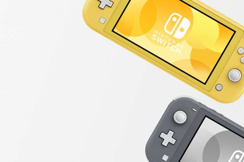Switch Lite一推出就在美國和日本大賣。(圖片來源:任天堂官網)