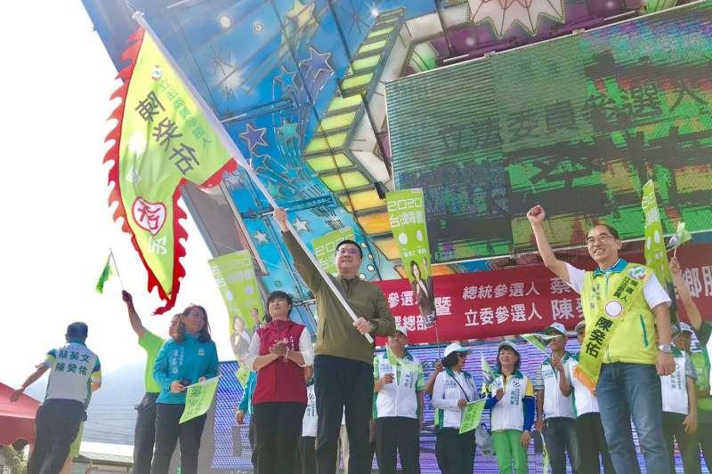 「沒理由讓許淑華進國會」 卓榮泰:韓國瑜天天口出狂言,她卻無動於衷-風傳媒