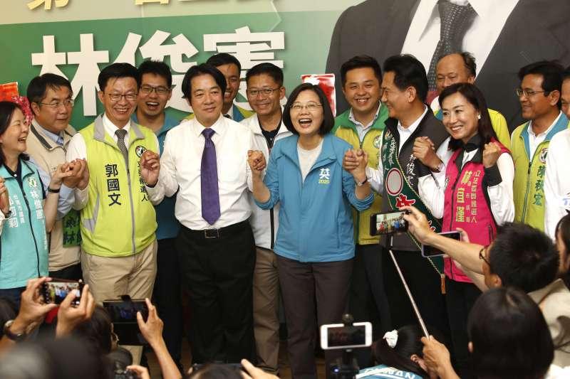 參選市長前哨戰?台南立委選區越綠越拚 「贏多少」將成提名「敲門磚」-風傳媒
