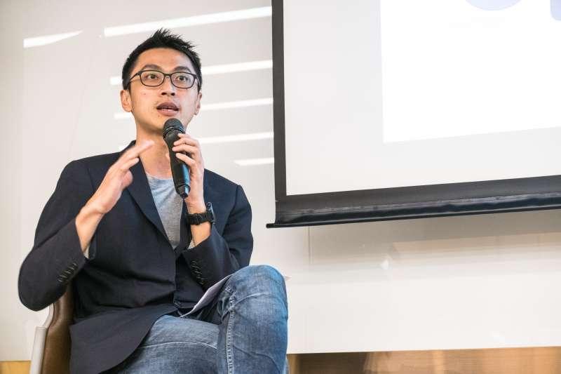 影視工作室「英雄旅程」2日舉辦論壇,對談台灣OTT產業的發展與出路。LINE TV 執行長劉于遜在會上指出,「當別人比你有資源時,那個千萬不要去做」。(英雄旅程提供)