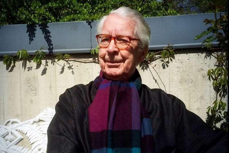 漢學家馬悅然於十月十七日辭世,將於十一月二十一日舉行葬禮。(取自陳文芬臉書)