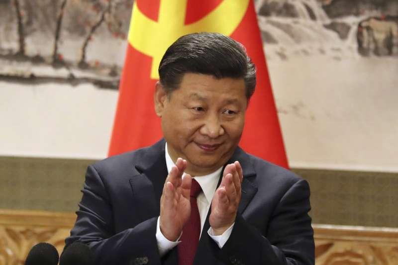 中國國家主席曶近平要求領導層集體學習區塊鏈。(AP)