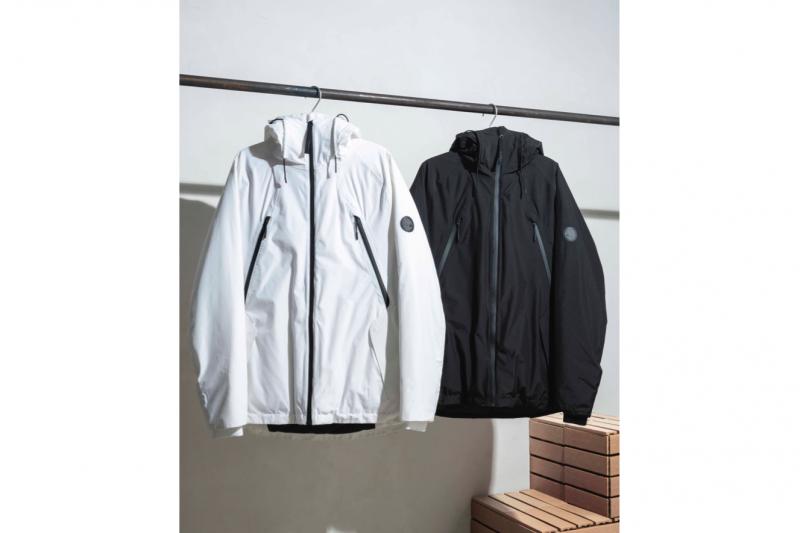 一件好的機能外套將可以陪你上山下海。(圖/Timberland提供)
