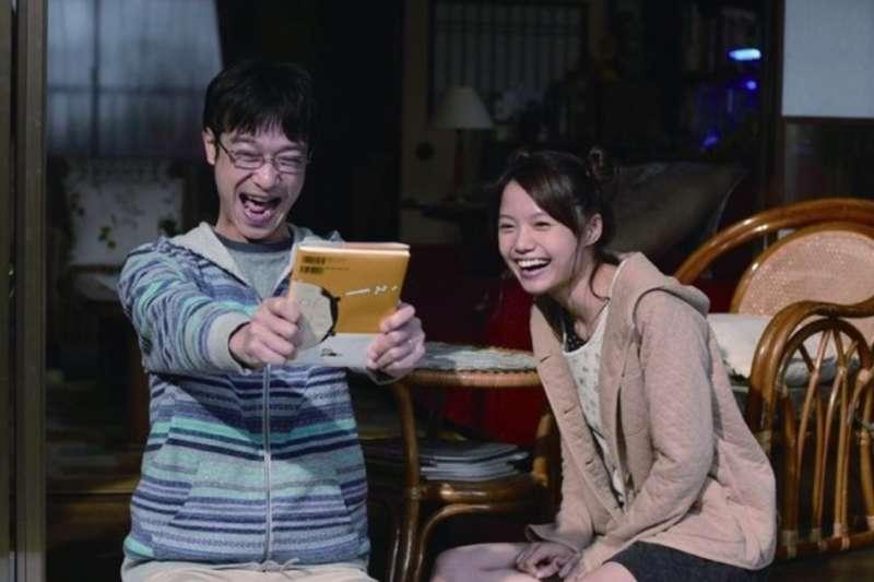 電影《阿娜答有點Blue》改編自真人真事,紀錄妻子陪伴丈夫走過憂鬱症的過程(圖/Catchplay)