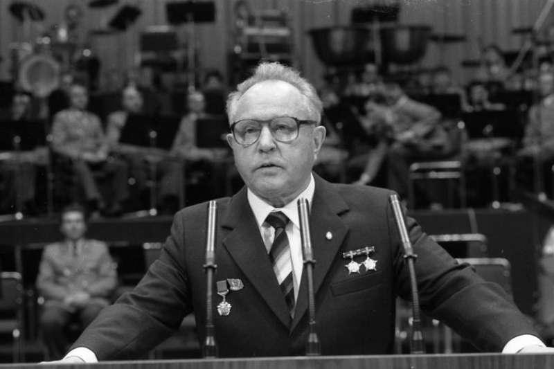 梅爾克掌控東德國家安全局「史塔西」逾30載。(Bundesarchiv@Wikipedia/CC BY-SA 3.0)