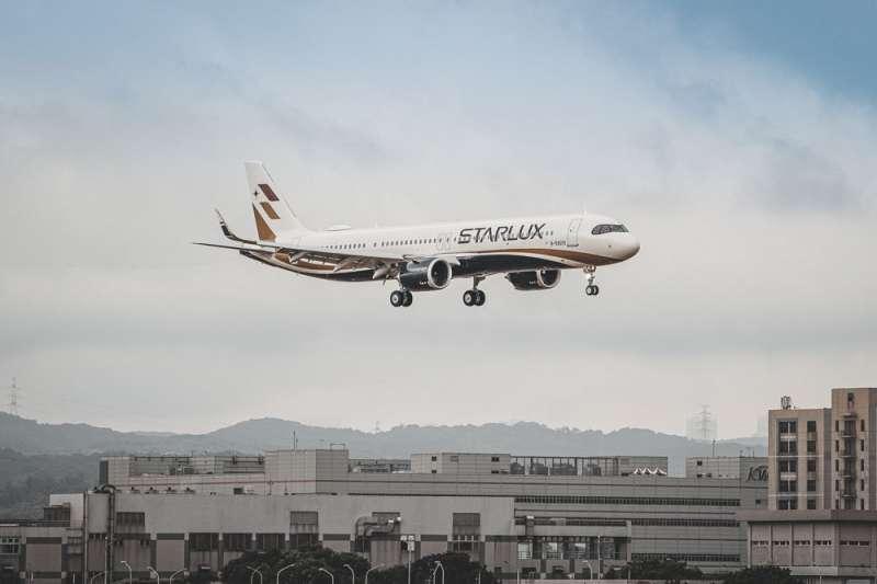 國內疫情趨緩,星宇航空將從6月起逐步「復飛」,並自15日起接受訂位。(資料照,取自星宇航空STARLUX Airlines臉書)