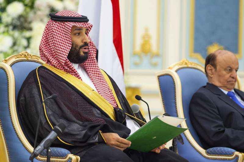 沙烏地阿拉伯王儲穆罕默德(MBS)(AP)