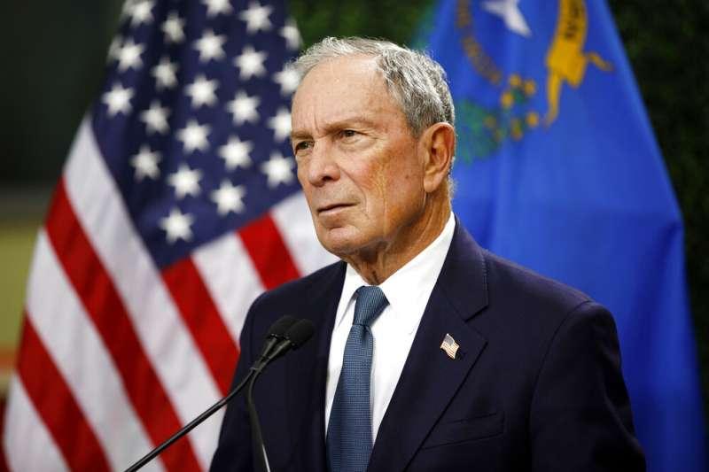 前紐約市長、彭博公司創辦人彭博(Mike Bloomberg)再度考慮角逐2020年總統大選。(美聯社)