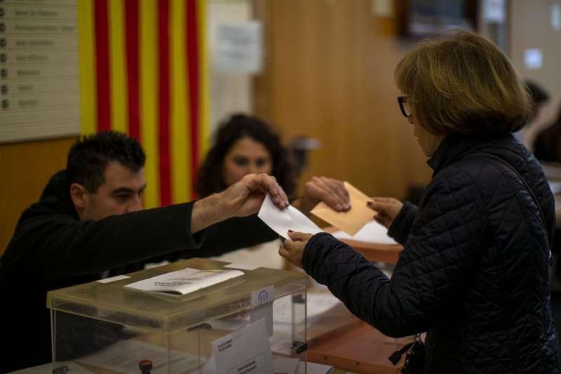 西班牙大選(AP)