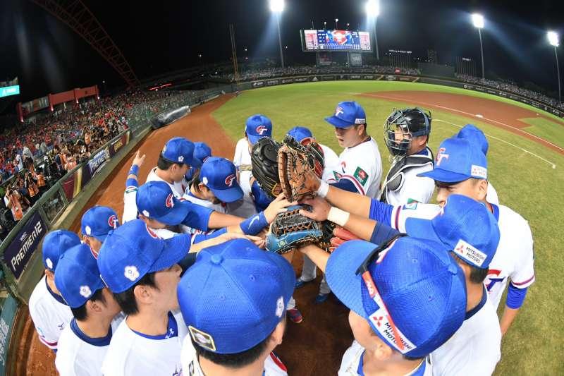 中華隊雖然在12強棒球賽僅拿下第5名的成績,但複賽的防禦率、守備率皆為6隊第1。 (圖片取自棒協粉絲團)