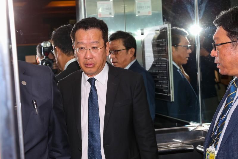 20191111-金管會主委顧立雄11日出席立院財政委員會。(顏麟宇攝)