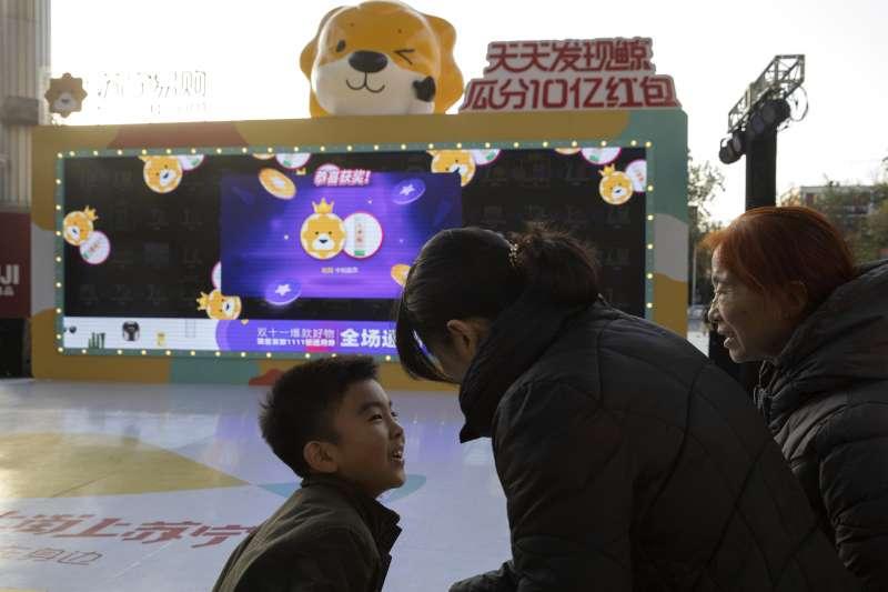 (示意圖)2016年中國廢除了獨生子女政策,開放了二胎。(AP)