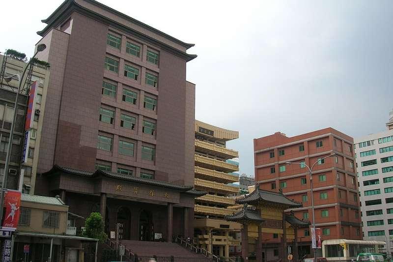 台北善導寺。(圖/維基百科)