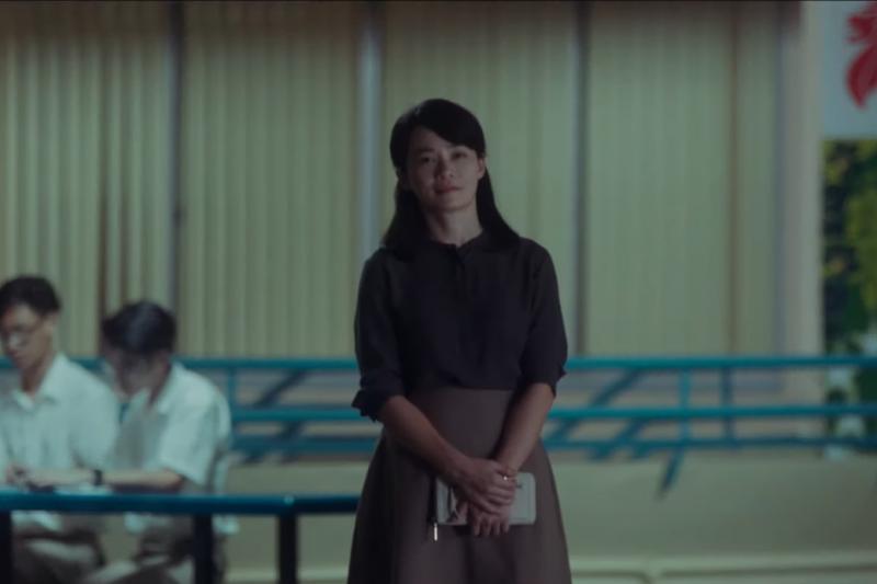 楊雁雁認定熱帶雨是她的代表作。(圖/TGHFF@youtube)