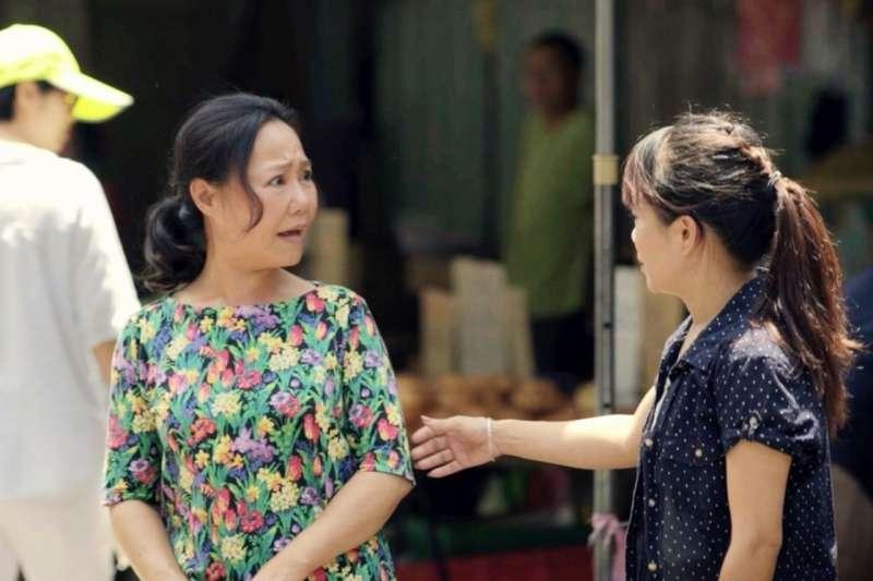 呂雪鳳以國片《那個我最親愛的陌生人》角逐本屆金馬獎影后(圖/海鵬影業)