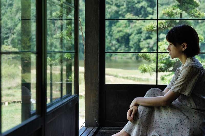 20191114-電影《夕霧花園》,李心潔飾演張雲林。(甲上娛樂提供)
