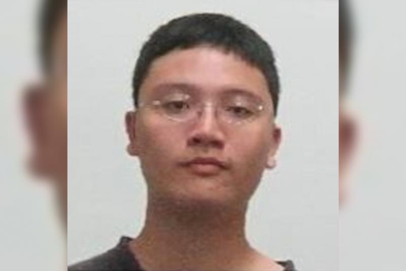 台灣留學生賴致愷前往美國阿拉巴馬州就學,但自8月19日起失蹤,美方近日找到一具遺體,驗屍證實是賴致愷。(取自奧本警方網頁)