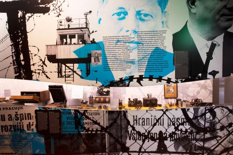 捷克國家科技博物館特展《獨裁下的科技》。(取自國家科技博物館臉書)