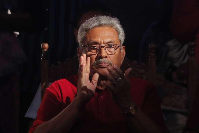 斯里蘭卡總統大選:親中國的拉賈帕克薩勝選(AP)