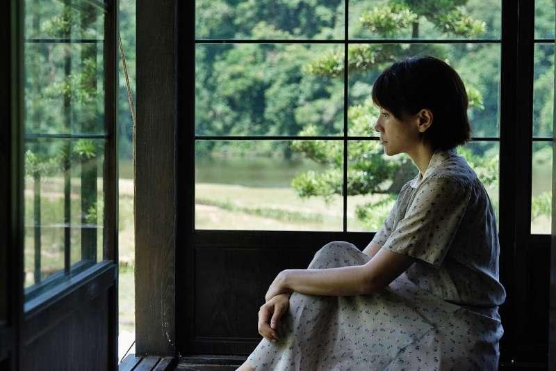 李心潔以電影《夕霧花園》入圍本屆金馬獎最佳女主角(圖/甲上)