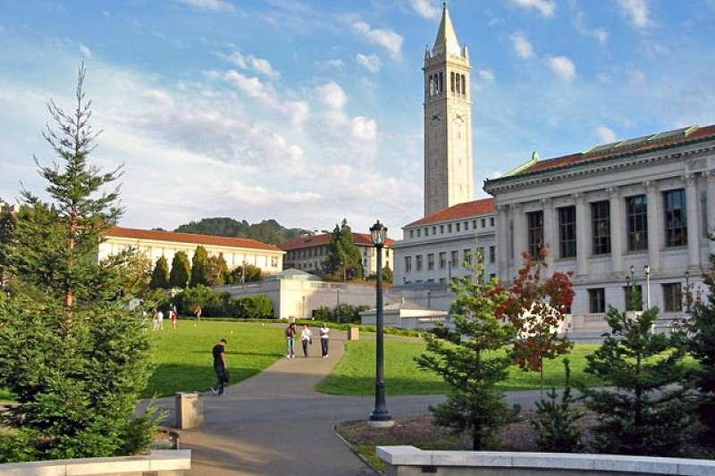 加州大學柏克萊分校一隅。( Gku@Wikipedia/CC BY-SA 3.0)