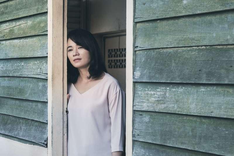 電影《熱帶雨》演員楊雁雁。(金馬執委會提供)