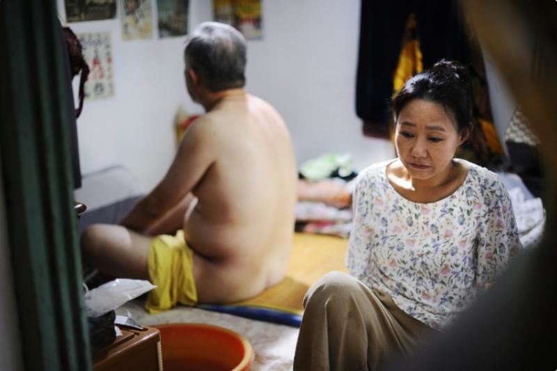 張作驥導演電影《那個我最親愛的陌生人》已於11/15上映(圖/海鵬影業)