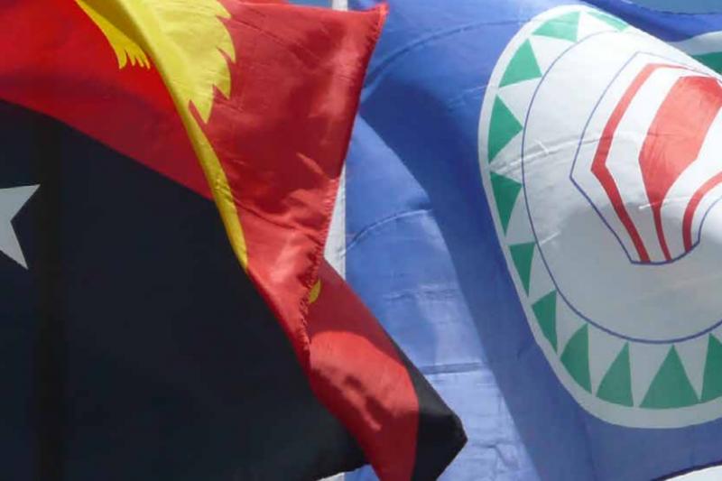 巴布亞紐幾內亞的布干維爾自治區,為了礦場資源分配不均而追求獨立多年,11月23日將舉行公投。(截自布干維爾公投委員會資料)