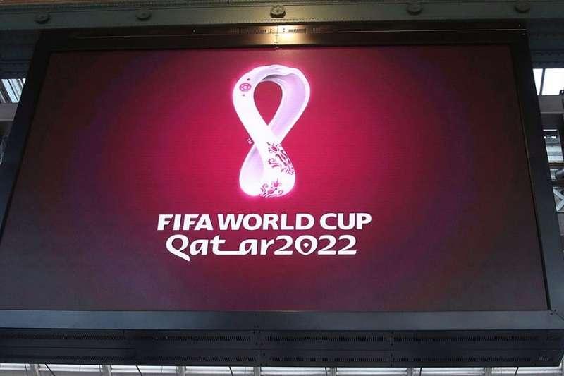 2022年FIFA世界盃足球賽將在卡達舉辦,卡達將租下兩艘遊艇給球迷當作旅館。 (美聯社)