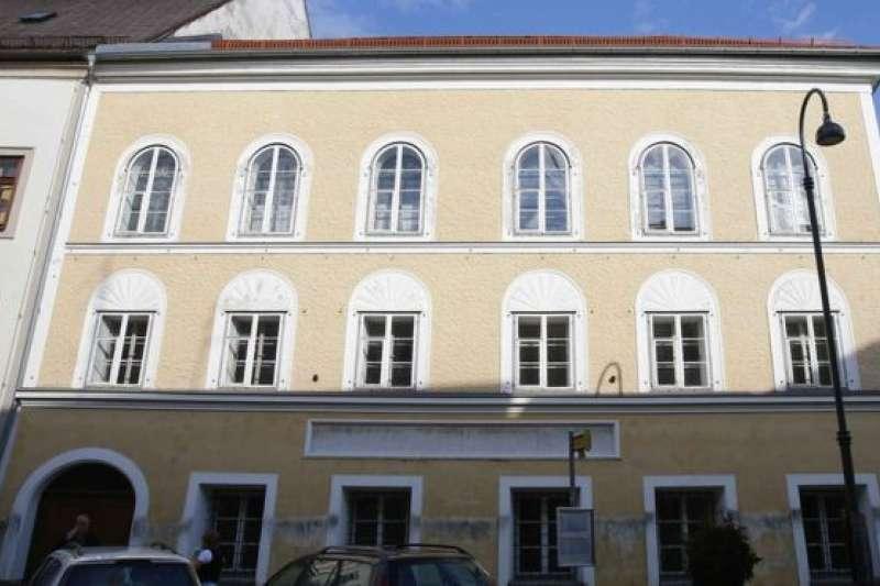 這棟17世紀房產的命運,一直是漫長的爭議主題。(BBC中文網)