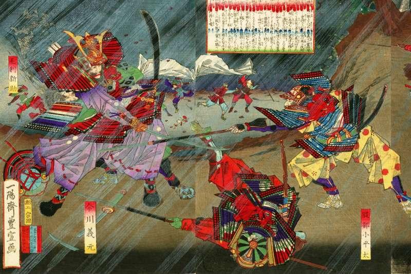 織田信長打贏桶狹間之戰的真正原因是?(圖/維基百科)