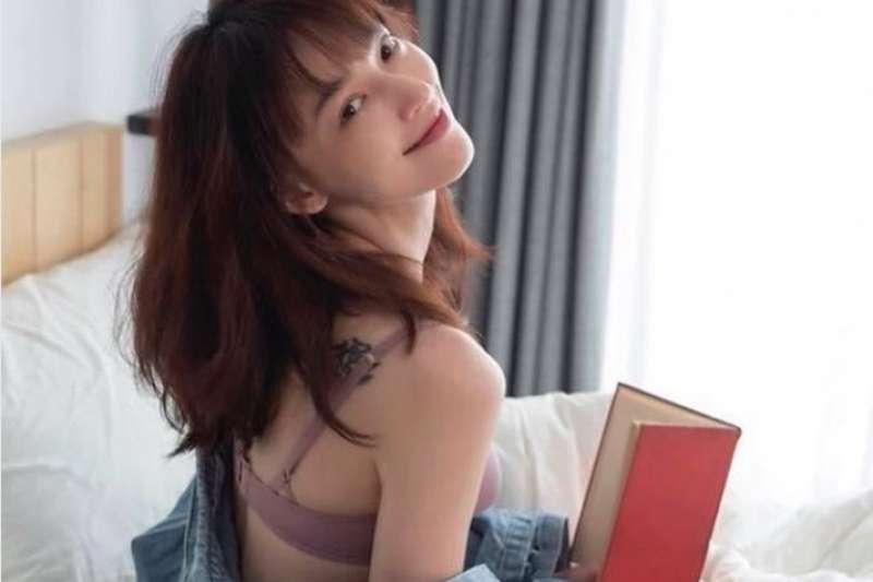 姚以緹以《江湖無難事》入圍今年金馬獎最佳女配角(翻攝自姚以緹Instagram)