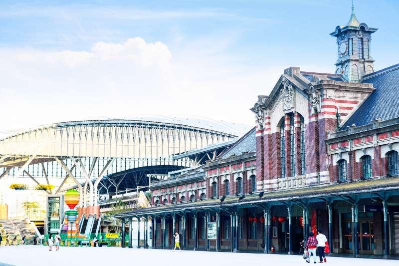 隨著大智路即將打通,讓鄰近交通動線更加便利,也可以藉此串聯火車站附近重要景點。(圖/臺中市政府提供)