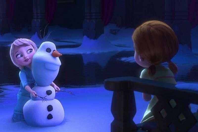 一起來回顧《冰雪奇緣1》的十大金句吧!(圖/imdb)