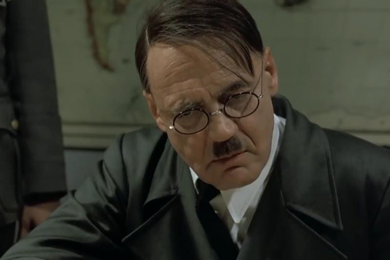 納粹德國的領導者希特勒,在諜報戰中徹底被騙過去。(圖/截自youtube)