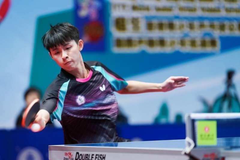 中华队在世青赛4强战横扫法国,队史相隔16年后再闯决赛。(取自国际桌总官网)