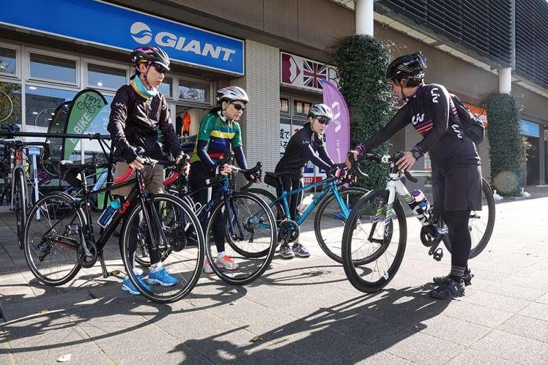 捷安特在日本是廣受歡迎的高檔外來腳踏車品牌。(翻攝日本捷安特官網)