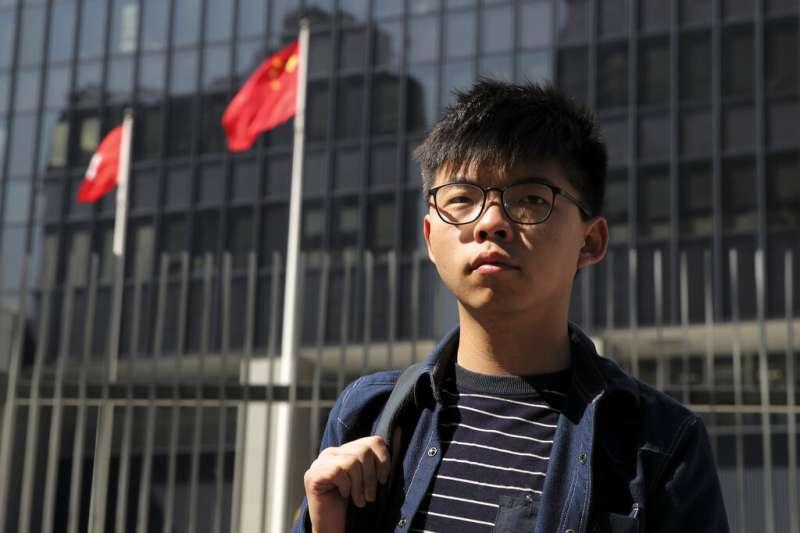 香港眾志秘書長黃之鋒(見圖)與民間外交網絡發言人張崑陽共同發出聲明,呼籲世衛各個成員國支持台灣重返世界衛生組織,制衡中國。(資料照,美聯社)