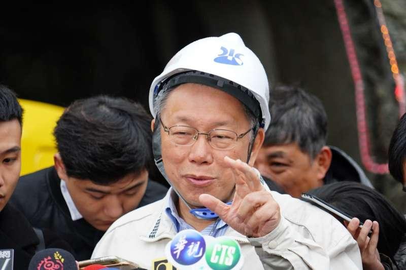 針對郭台銘先前所提出的「0到6歲國家養」政策,台北市長柯文哲(見圖)強調,「0到6歲國家養」不是不可行,但是政策的細節要講清楚。(取自台北市政府)