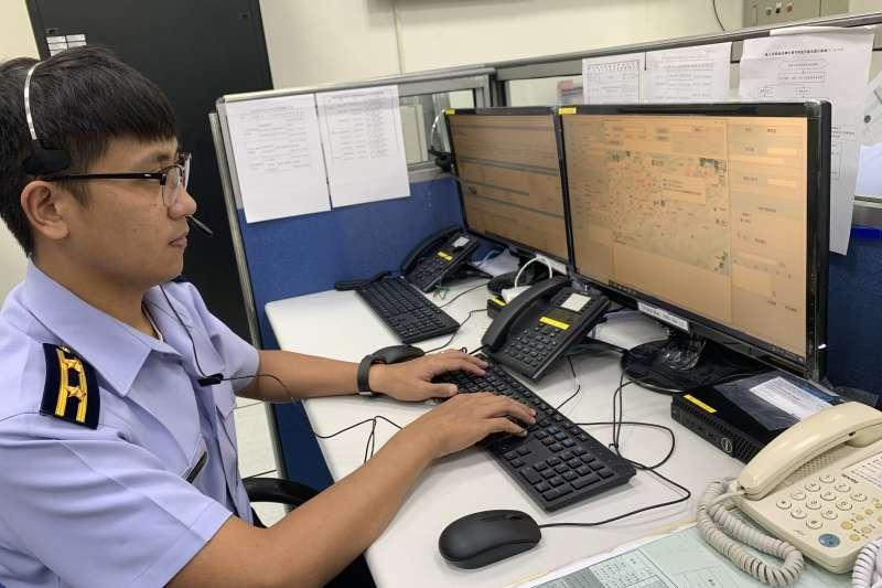 海巡署的「118海巡服務系統」在完成系統建置後,已於1日正式啟用。示意圖。(海巡署提供)