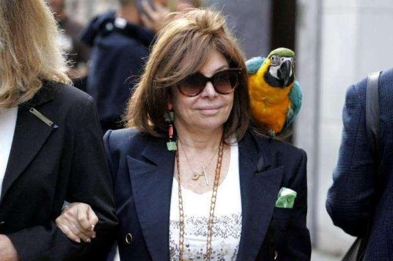 1995年,Gucci家族第三代繼承人妻子派翠吉亞因涉嫌買凶殺夫,被判處26年有期徒刑(圖取自網路)